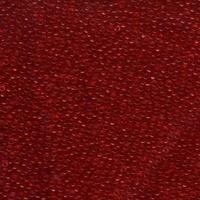 Image Seed Beads Miyuki Seed size 11 red transparent