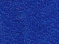 Image Seed Beads Miyuki Seed size 11 sapphire transparent