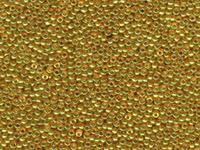 Image Seed Beads Miyuki Seed size 11 topaz gold luster