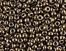 Image Seed Beads Miyuki Seed size 11 light bronze metallic
