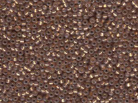 Seed Beads Miyuki Seed size 11 bronze color lined