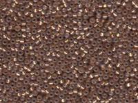 Image Seed Beads Miyuki Seed size 11 bronze color lined