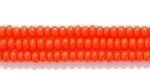 Seed Beads Czech Seed size 11 light red opaque