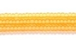 Image Seed Beads Czech Seed size 11 topaz transparent matte
