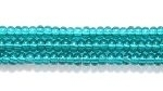 Seed Beads Czech Seed size 11 emerald transparent