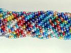 Seed Beads Czech Seed size 11 mixed colors transparent luster