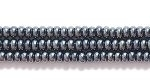 Seed Beads Czech Seed size 11 gunmetal (sphinx) opaque
