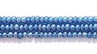Seed Beads Czech Seed size 11 montana blue transparent luster