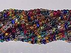 Seed Beads Czech Seed size 11 7 mixed colors silver lined