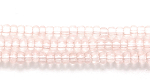 Image Seed Beads Czech Seed size 11 gel light pink transparent