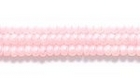Seed Beads Czech Seed size 11 light pink opalescent