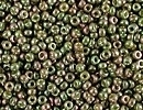 Image Seed Beads Miyuki Seed size 15 golden olive opaque luster