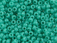 Image Seed Beads Miyuki Seed size 15 turquoise opaque
