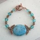 Cleopatra Copper Bracelet