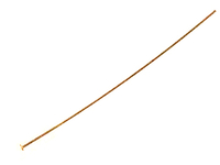 goldfill 2 inch thin headpin gold