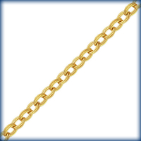 goldfill double link cable Chain 2mm