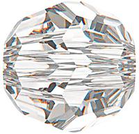 Image Swarovski Crystal Beads 10mm round (5000) crystal (clear) transparent