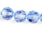 Swarovski Crystal Beads 6mm round (5000) provence lavender transparent