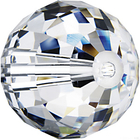 Swarovski Crystal Beads 12mm chessboard (5005) crystal (clear) transparent