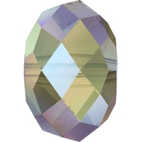 Swarovski Crystal Beads 6mm rondell (5040)  crystal paradise shine transparent with finish