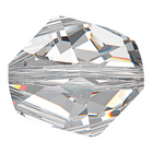 Swarovski Crystal Beads 12mm cosmic (5523) crystal (clear) transparent