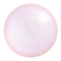 Image Swarovski Pearl Beads 6mm round pearl (5810) iridescent dreamy rose pearlescent