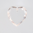 10mm heart, crystal, out of production