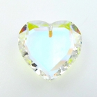 18mm heart, glacier blue, out of production