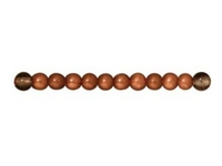 Metal Beads 2mm round copper