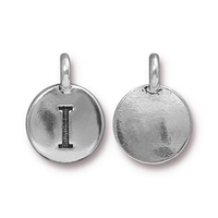 Metal Charms I antique silver 11.6 x 16.6mm