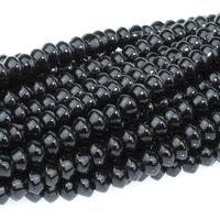 Image Black Onyx 6mm rondell black