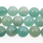 Image Amazonite 10mm round light blue green