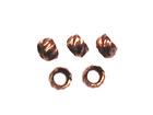 base metal 2mm crimp bead antique copper