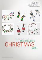 Swarovski Christmas Holiday Designs 2011