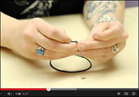 cord end and clasp video