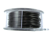 Craft Wire 18 gauge round gunmetal (hematite)