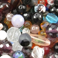 Assorted Czech Bead Mix