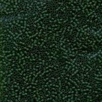 Image Seed Beads Miyuki delica size 11 emerald green transparent matte
