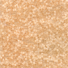 Seed Beads Miyuki delica size 11 frosted butterscotch satin