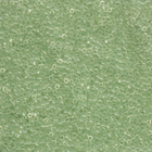 Seed Beads Miyuki delica size 11 pale green mist transparent