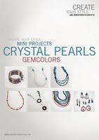 Swarovski Gem Color Pearl Designs  2012