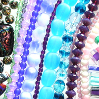 Image Glass Beads