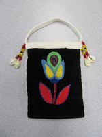 Old Style Floral Miniature Trade Bag 3