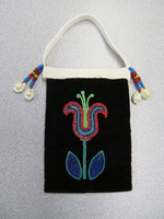 Old Style Floral Miniature Trade Bag 2