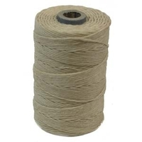 4 ply natural Irish Waxed Linen