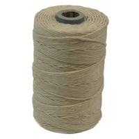 Image 4 ply natural Irish Waxed Linen