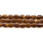 Iron Zebra Jasper 10 x 14mm oval shades of brown