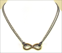 Forever Love Infinity Necklace