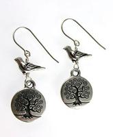 Image Tree of Life Earrings
