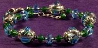 Spring Flower Power Bracelet